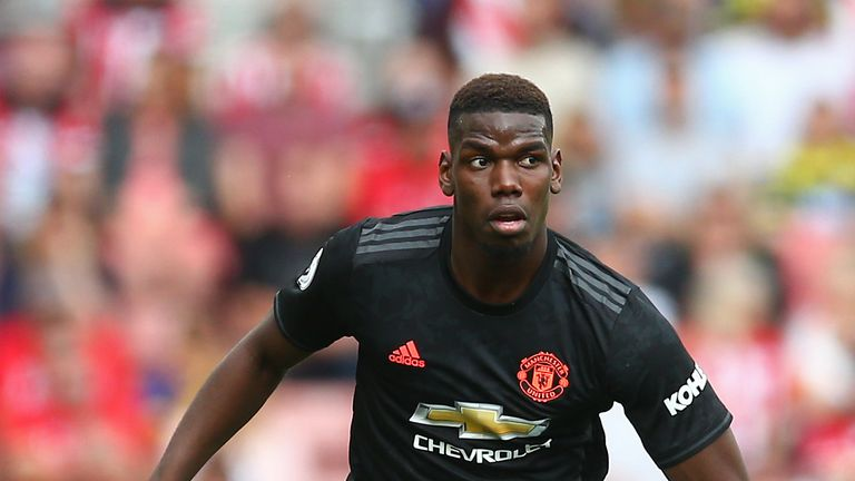 Paul Pogba is wanted by Real Madrid next summer