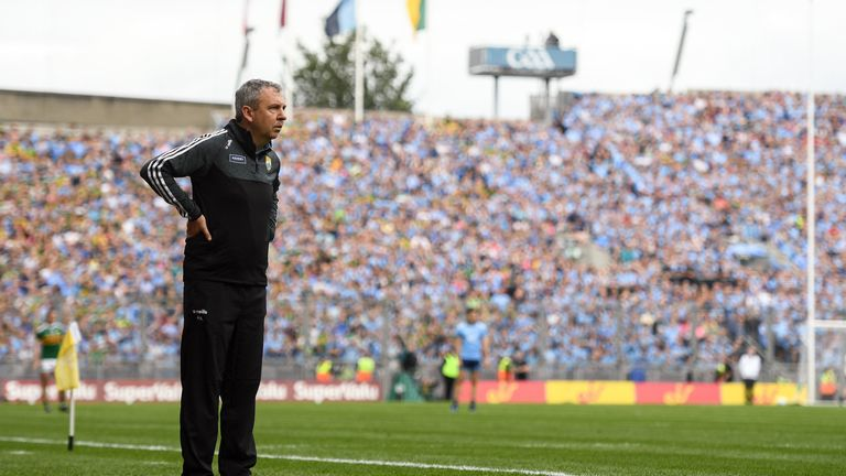Peter Keane's side are aiming to bring down the 'drive for five'