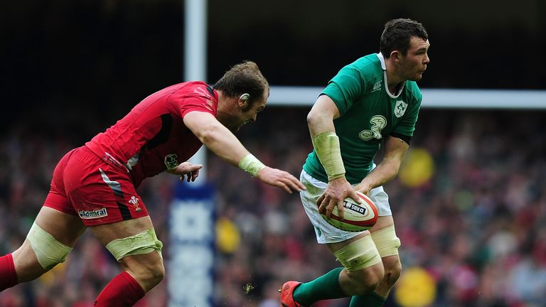 Peter O'Mahoney has no concerns over Murray and Sexton's ability to cope with Scotland