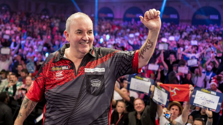 Phil Taylor made his Darts Show podcast debut this week