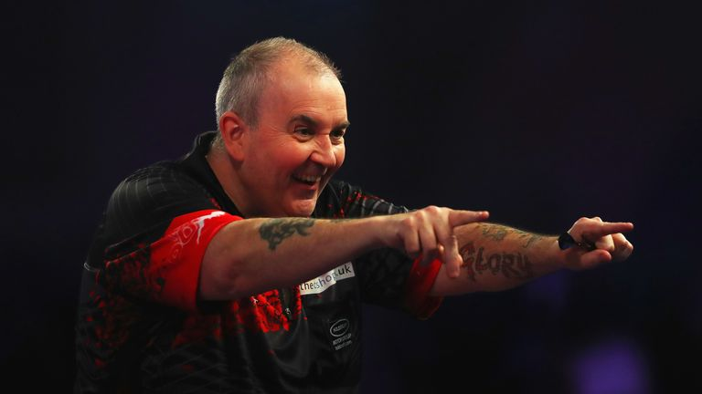 The legendary Phil Taylor has not ruled out returning to the professional stage