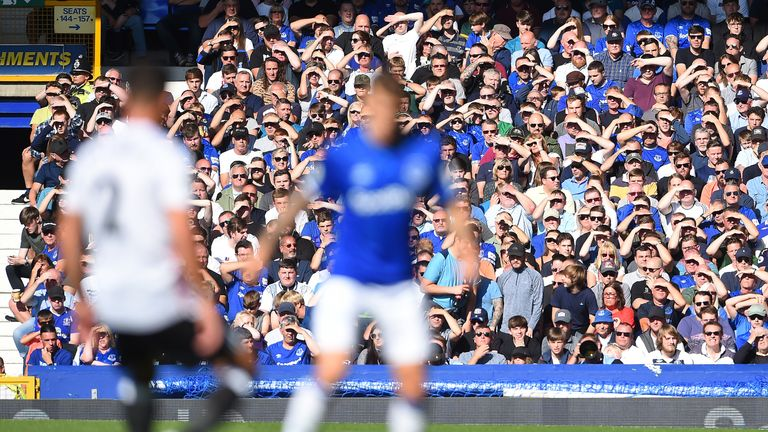 Evertonians expect a top-six assault this season after further investment