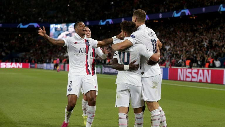 Champions League round-up: PSG sweep aside lacklustre Real Madrid