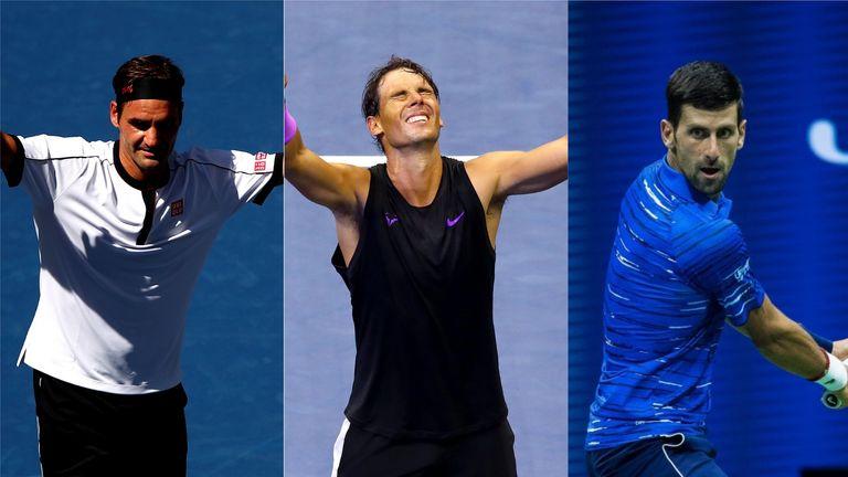 Will Roger Federer Rafael Nadal Or Novak Djokovic Win The Most Grand Slam Titles Sports Love Me