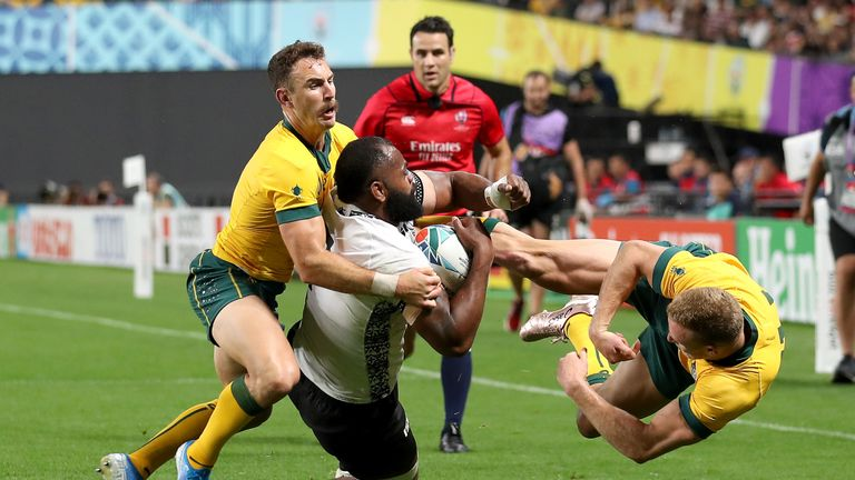 After a string of major incidents were missed during the first few days of the World Cup, World Rugby has issued a statement of clarification