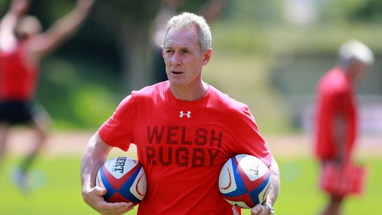 Wales coach Rob Howley has been sent home from the Rugby World Cup in Japan