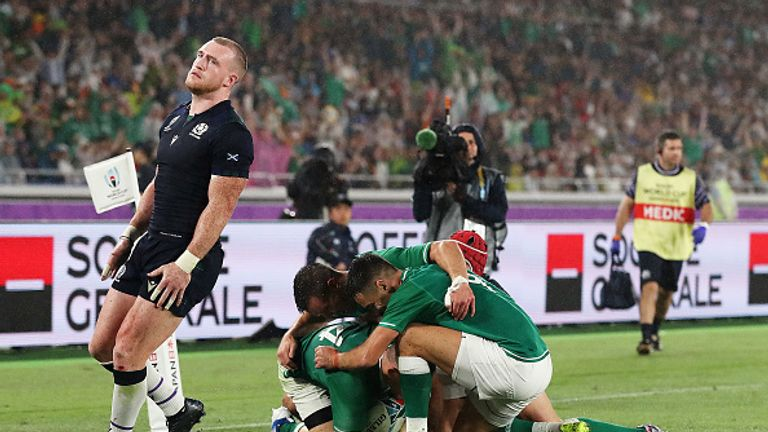 Scotland have turned around their output in Japan after a very disappointing first showing