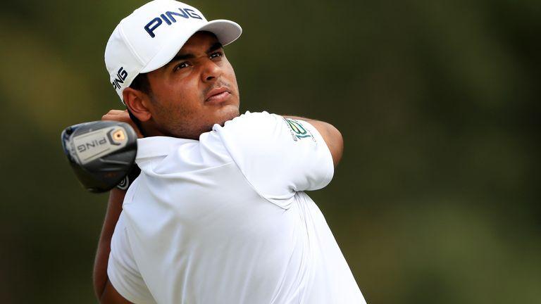 Sebastian Munoz began the week ranked 179th in the world