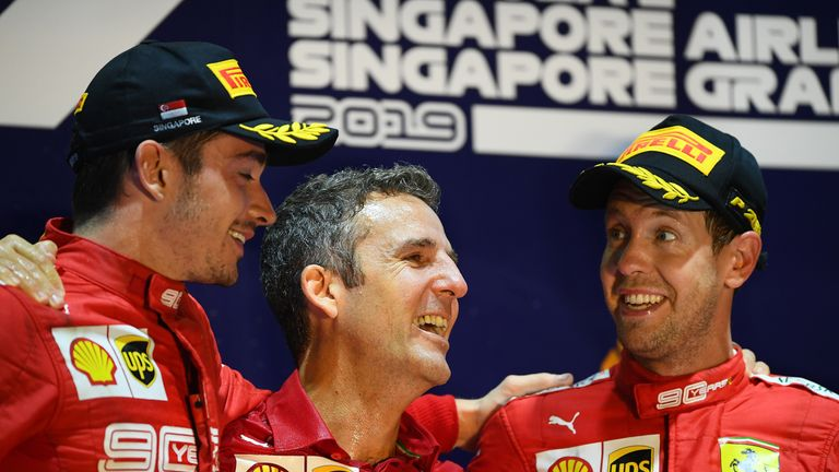 'Realist' Hamilton says Ferrari now 'very hard to beat'