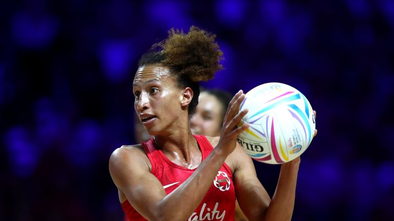 Serena Guthrie will be taking a full year out from netball whilst Harten and Mentor still play Suncorp Super Netball