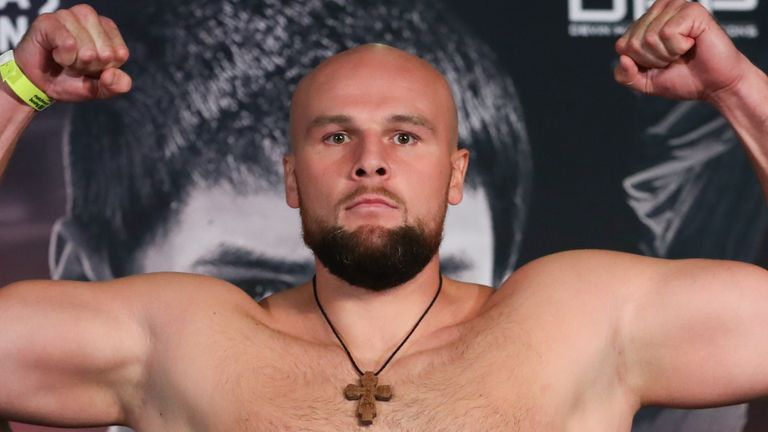 Joshua vs Pulev: Sergey Kuzmin on his quick KO of Joe Joyce and forcing David Price to retire | Boxing News