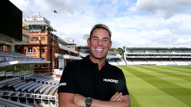 Warne's London Spirit will 'be in the mix', says Rob Key
