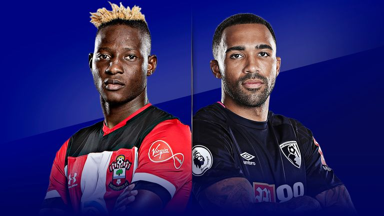 Watch Southampton vs Bournemouth live on Friday Night Football