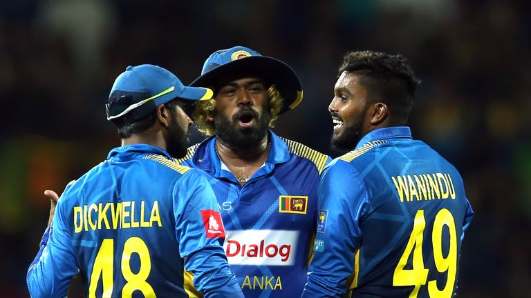 Pakistan last played Sri Lanka in a Test series in the United Arab Emirates in 2017