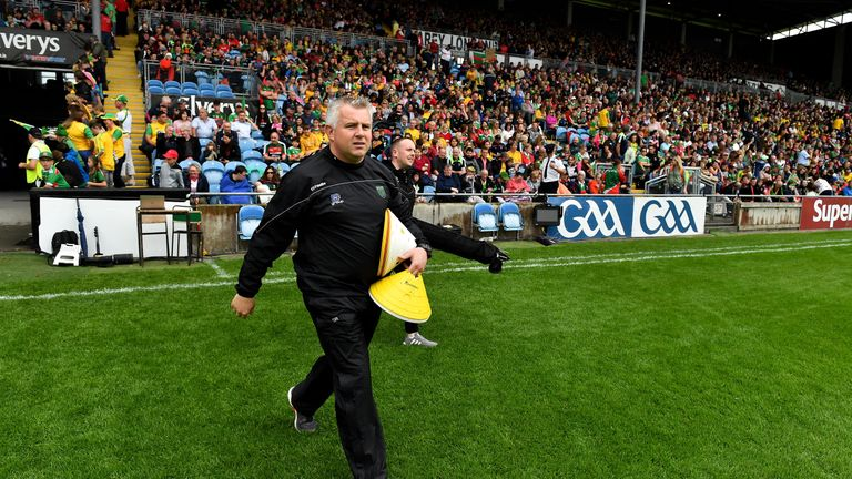 Could Rochford be prised away from his coaching role in Donegal?
