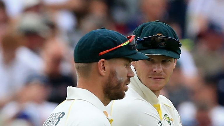 Australia's David Warner and Steve Smith can reflect on vastly differing campaigns