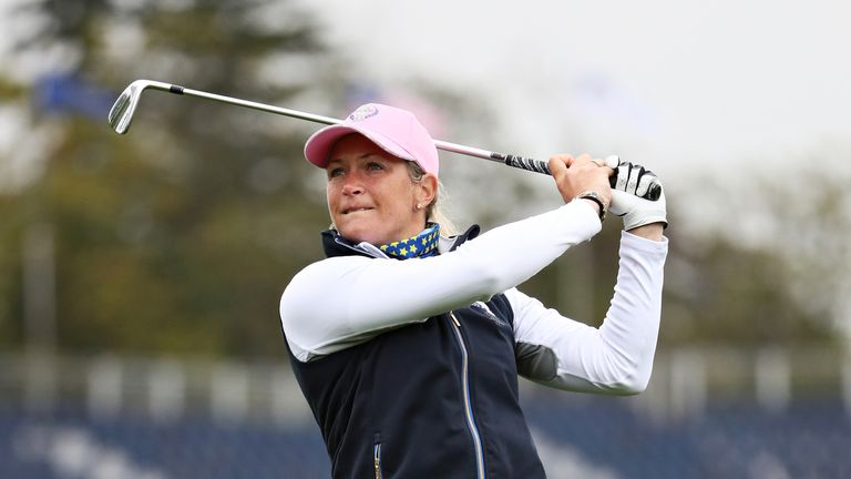 Pettersen took time away from the game due to the birth of her son