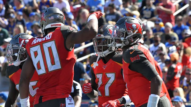 Jameis Winston and company managed to put up 55 points on the road in a huge performance
