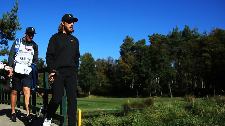 Tommy Fleetwood is the only player in the world's top 50 not to miss a cut in 2019