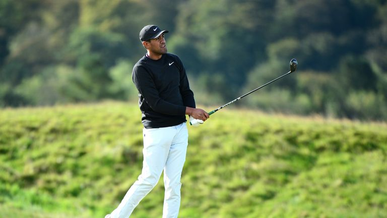 Finau will make his first appearance in Hong Kong