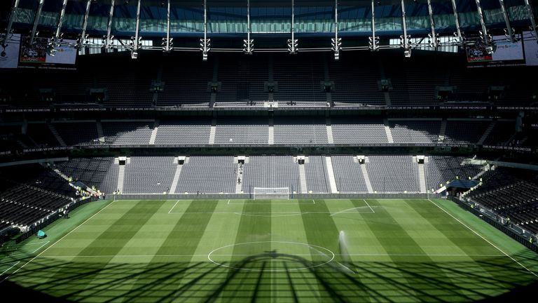 Tottenham will host the third Ashes Test on November 14, 2020