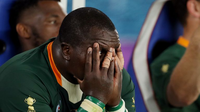South Africa rue poor discipline but still eye World Cup glory