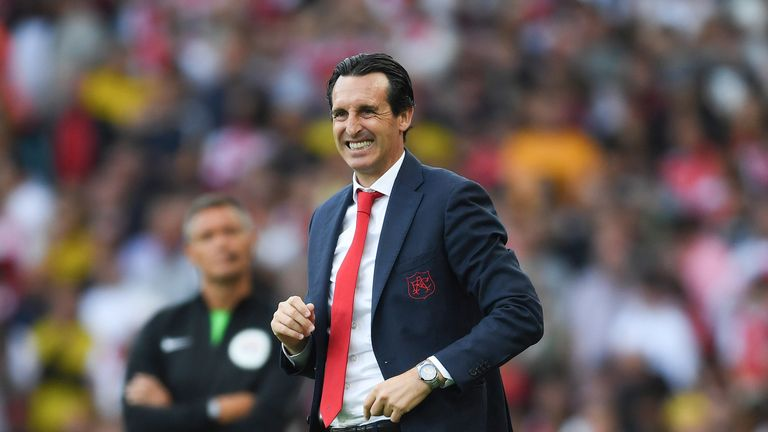 Unai Emery's Arsenal have plenty of issues to deal with