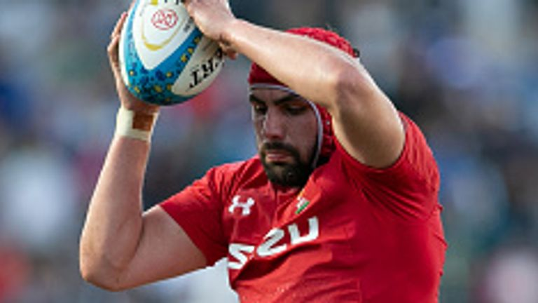 Cory Hill could miss out on playing any part in Wales' World Cup campaign