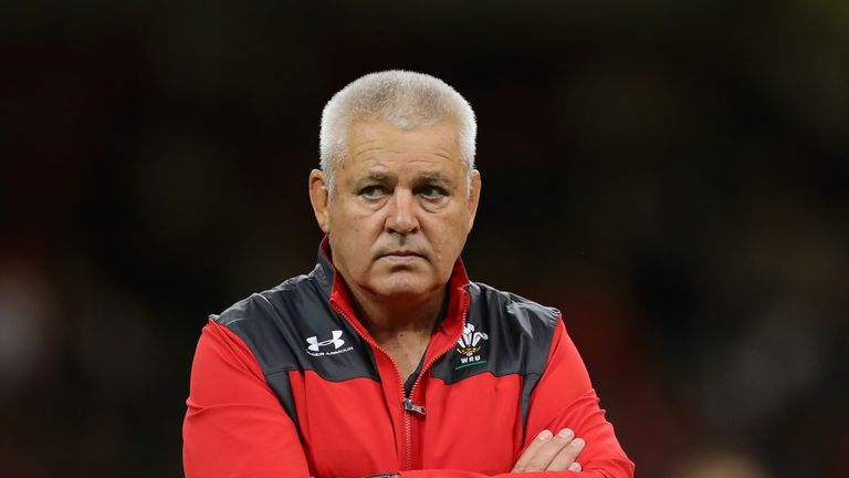 Warren Gatland: Wales boss 'shocked' by Rob Howley betting allegations