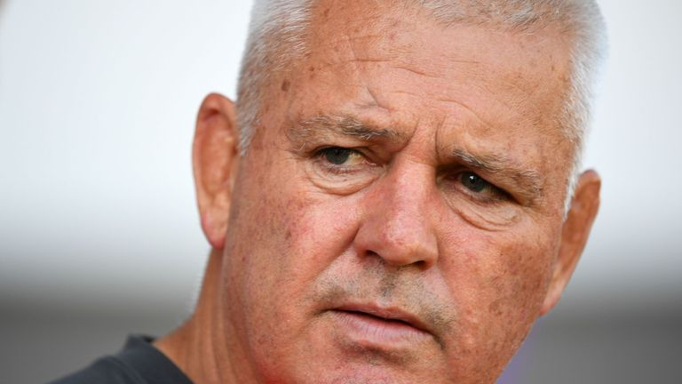 Warren Gatland says Wales' 2011 Rugby World Cup loss to France still hurts