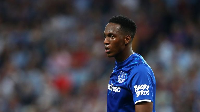 Charges facing Yerry Mina relate to the Colombia international appearing in an advert for a betting firm