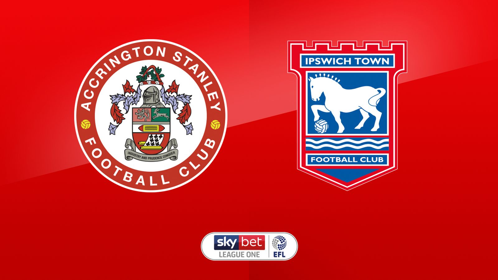 Accrington vs Ipswich preview: League One clash live on Sky Sports Football