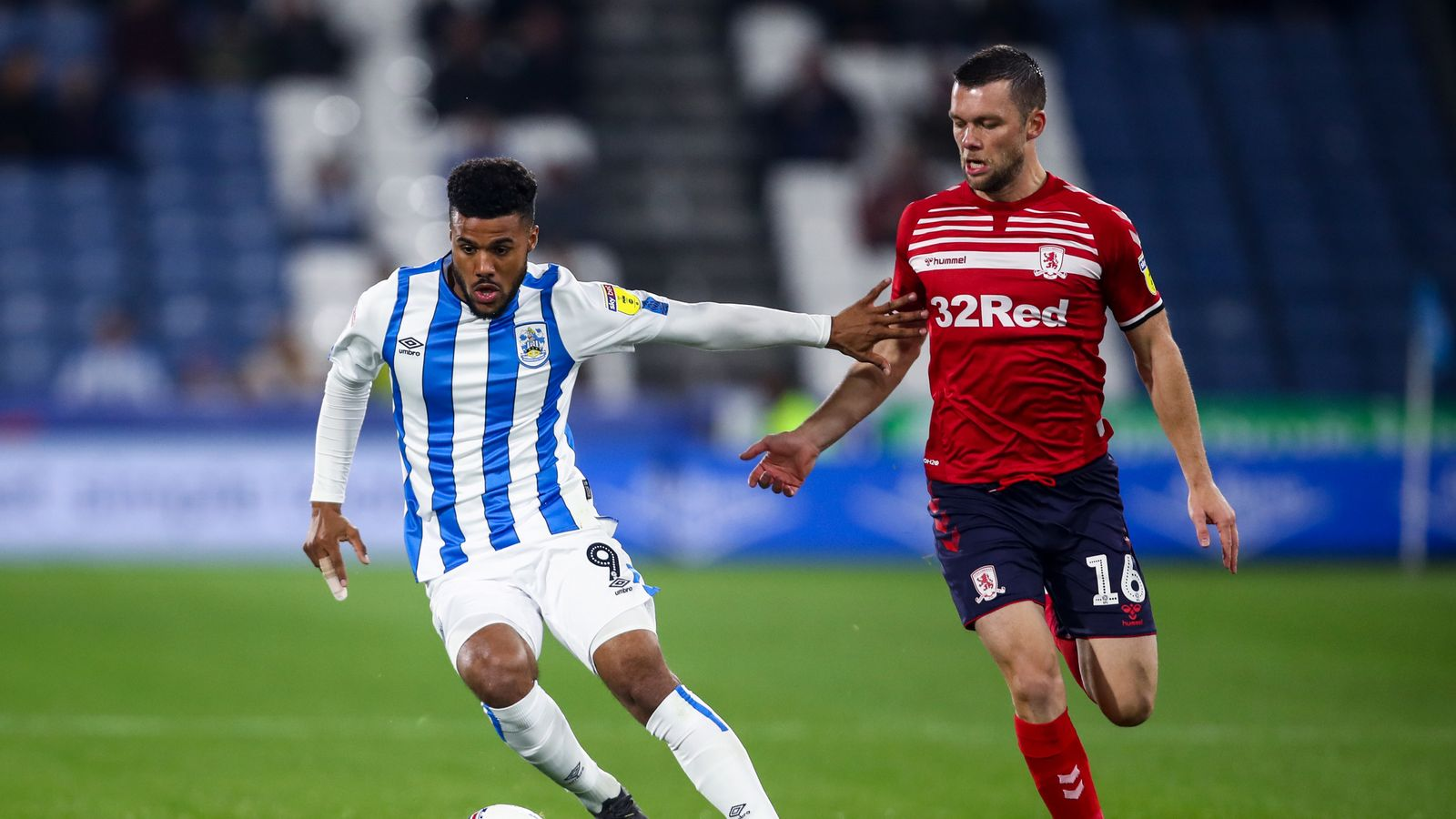 Huddersfield 0-0 Middlesbrough: Stalemate at John Smith's Stadium