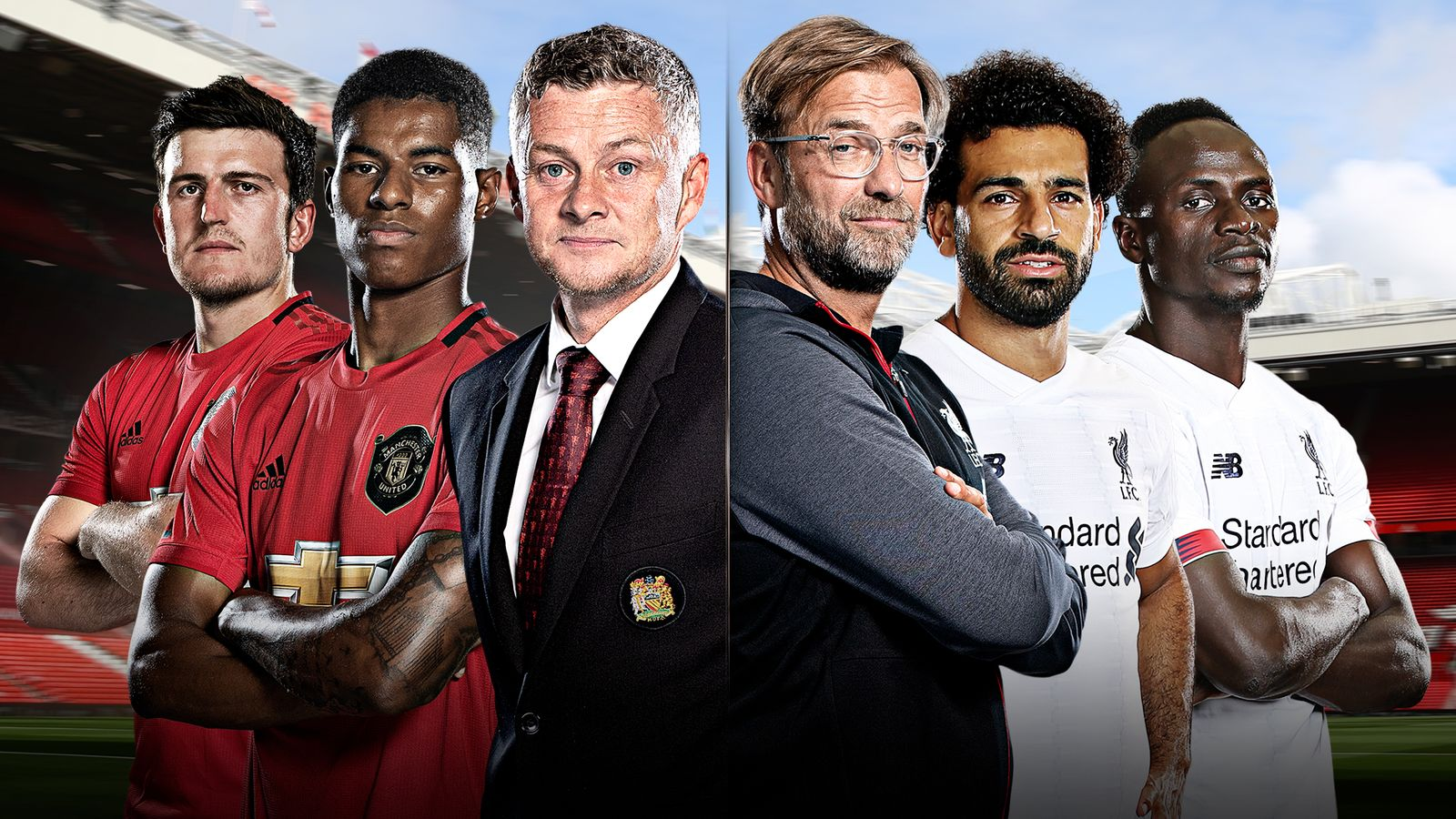 Manchester United vs Liverpool: Ways to watch live on Sky
