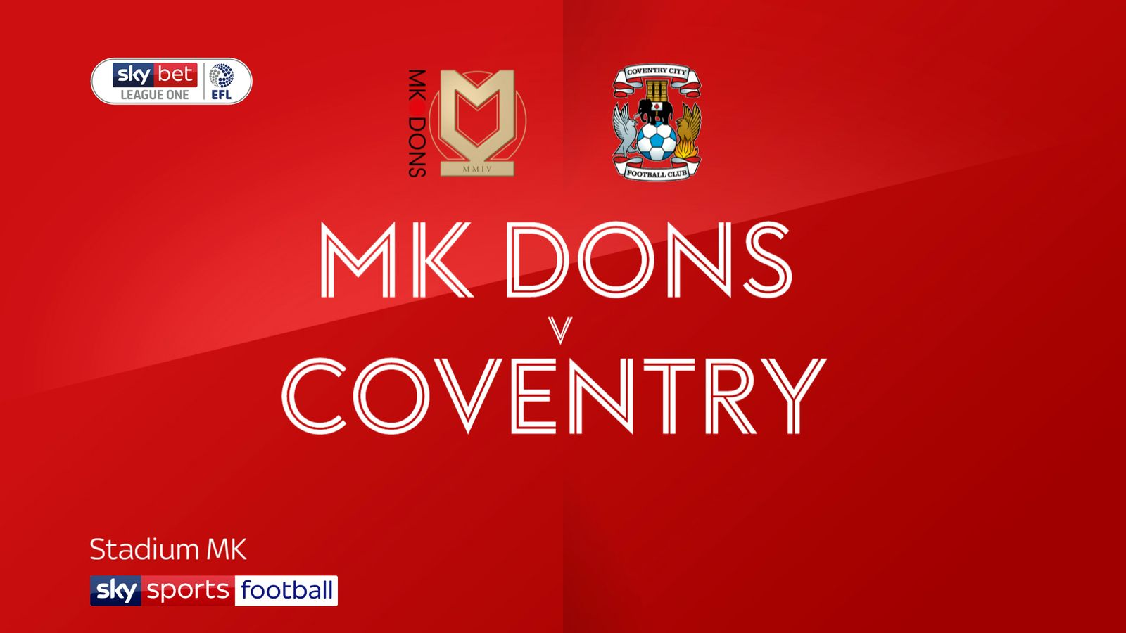 MK Dons 0-0 Coventry: Lee Nicholls saves penalty to earn point for MK