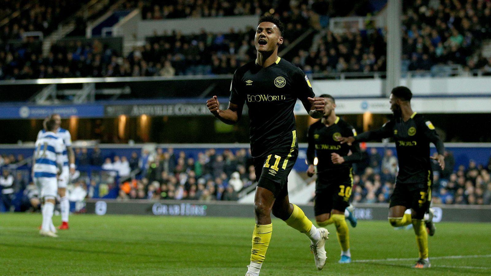 Brentford 1-0 Reading: Ollie Watkins fires Bees to victory