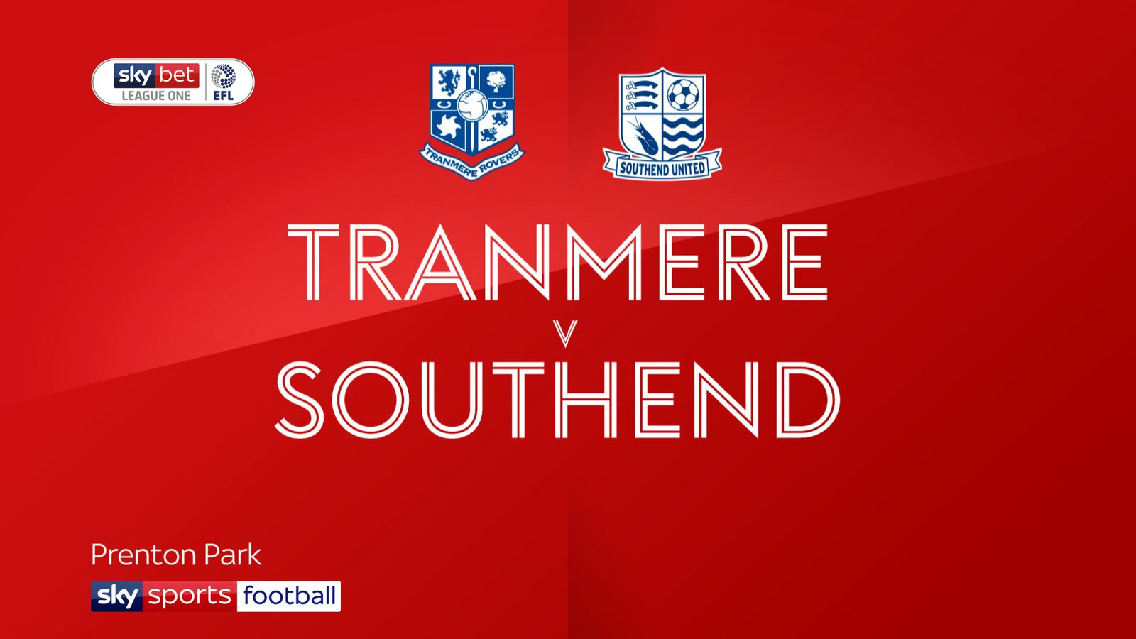 Tranmere 1-1 Southend: Paul Mullin penalty salvages point for Rovers