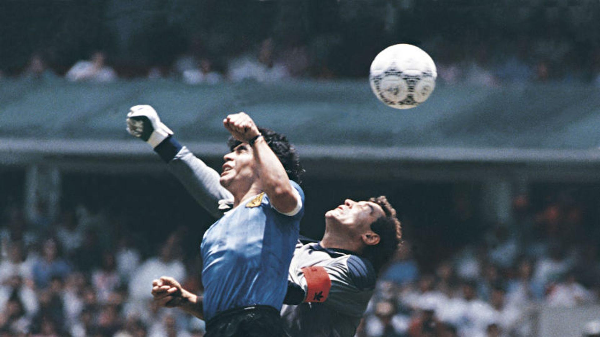 Shilton: Maradona a great but goal left sour taste