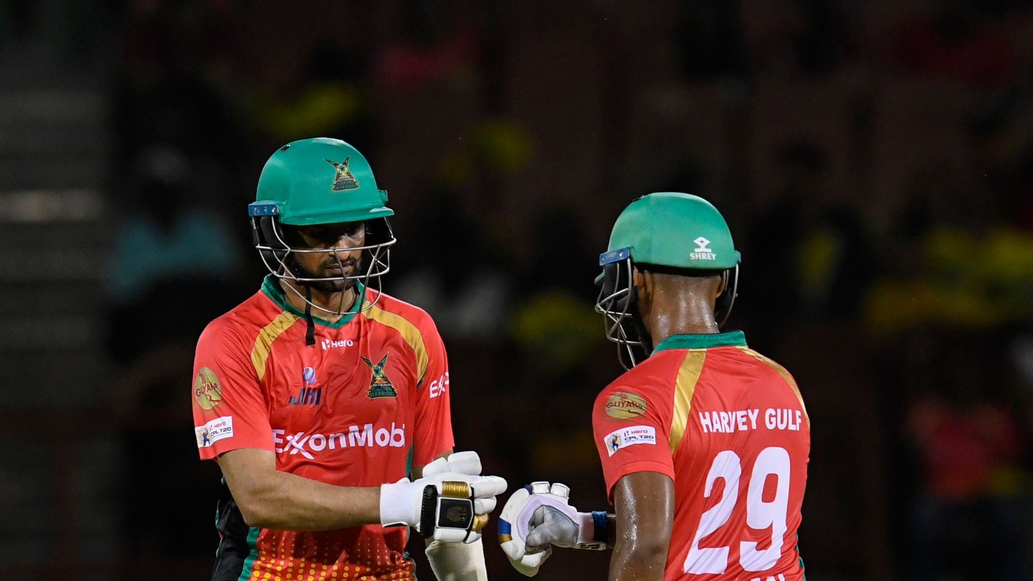 Nicholas Pooran leads Guyana Amazon Warriors to record-breaking CPL win