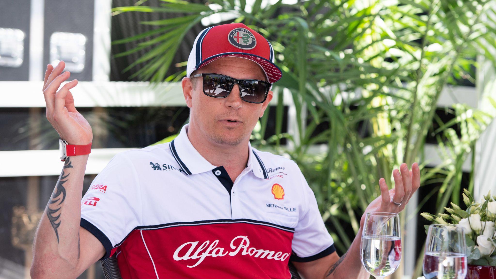 Kimi Raikkonen being Kimi Raikkonen: Watch classic moments