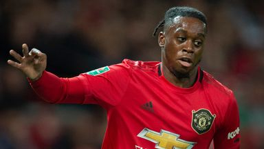 Wan-Bissaka opens up on life in lockdown
