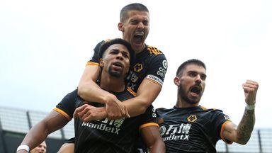 fifa live scores - Manchester City 0-2 Wolves: Adama Traore double stuns Premier League champions