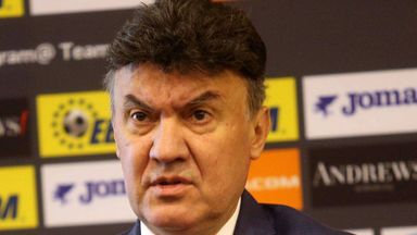 Bulgarian FA president resigns over racist abuse