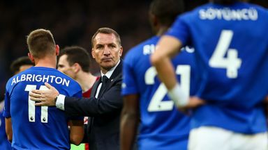 fifa live scores - Leicester boss Brendan Rodgers still keen on centre-back before end of January transfer window