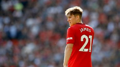 fifa live scores - Manchester United's Daniel James credits Graham Potter with saving his career at Swansea