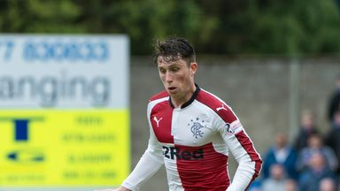 fifa live scores - Jamie Barjonas targets Rangers first team after signing one-year extension