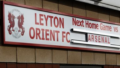 Leyton Orient were promoted to Sky Bet League Two in the summer