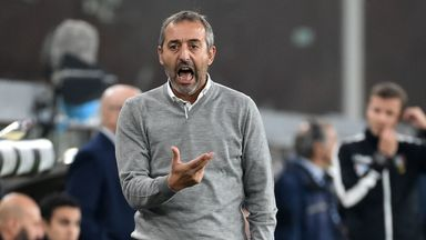 fifa live scores - AC Milan fire head coach Marco Giampaolo after four months in charge