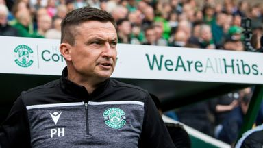 fifa live scores - Hibernian boss Paul Heckingbottom handed two-match ban after Celtic clash
