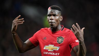 fifa live scores - Paul Pogba likely out of Newcastle vs Manchester United
